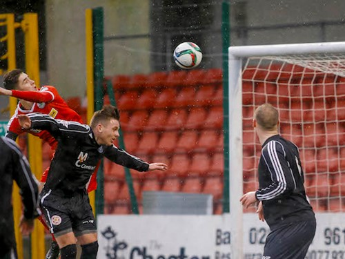 image gallery - irish cup - Cliftonville v Sport & Leisure Swifts.jpg