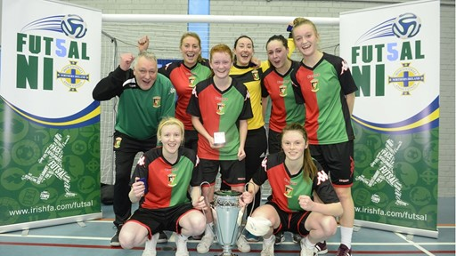 Glentoran BU - Female Futsal National Champions 2015 (2).jpg