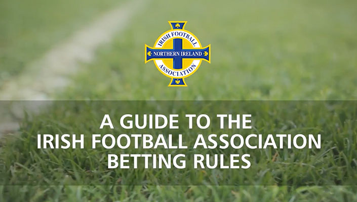 football association betting rules