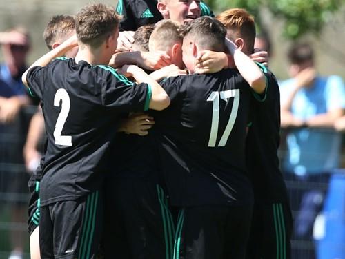 JD Club NI reach Super Cup semi finals | IFA