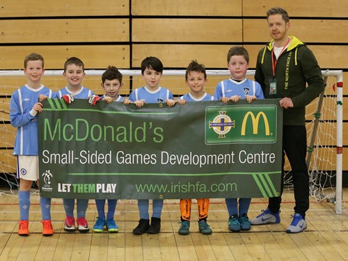 IFA Small Sided Games Banbridge  002.JPG