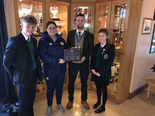 School Quality Mark - St Patrick's & Brigid's, Claudy.jpg
