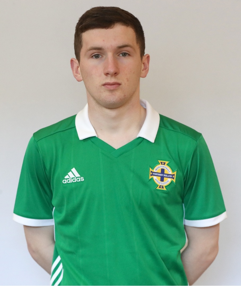 NI U21 Bobby Burns.JPG