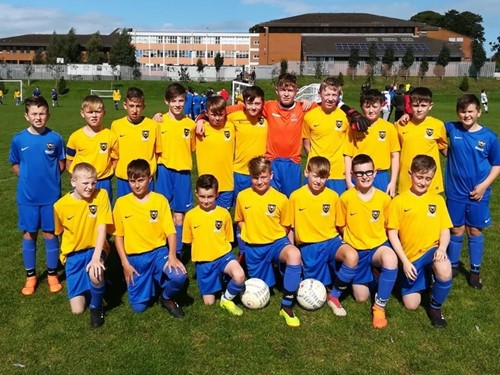 Laurelhill Under 13s.jpg