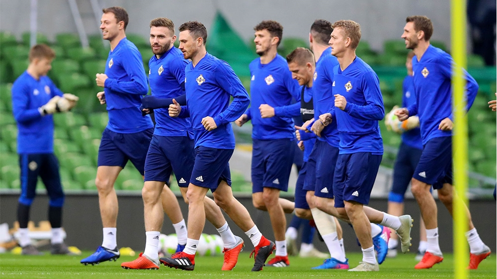 Northern Ireland in good shape ahead of friendly against Republic of Ireland | IFA