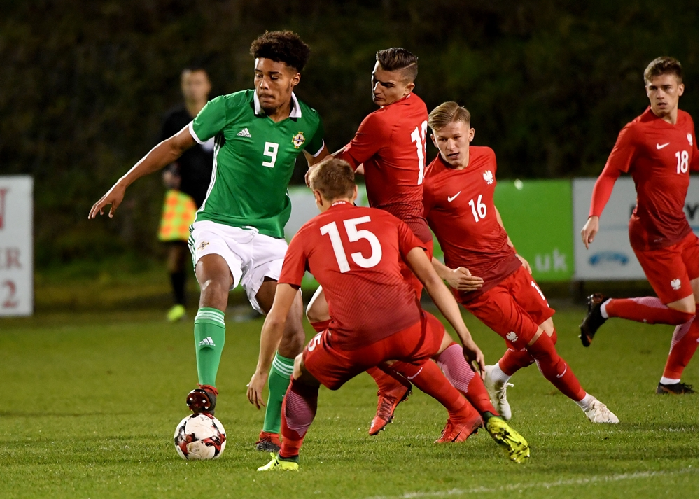 U19s earn a point at Shamrock Park in opening Euros qualifier | IFA