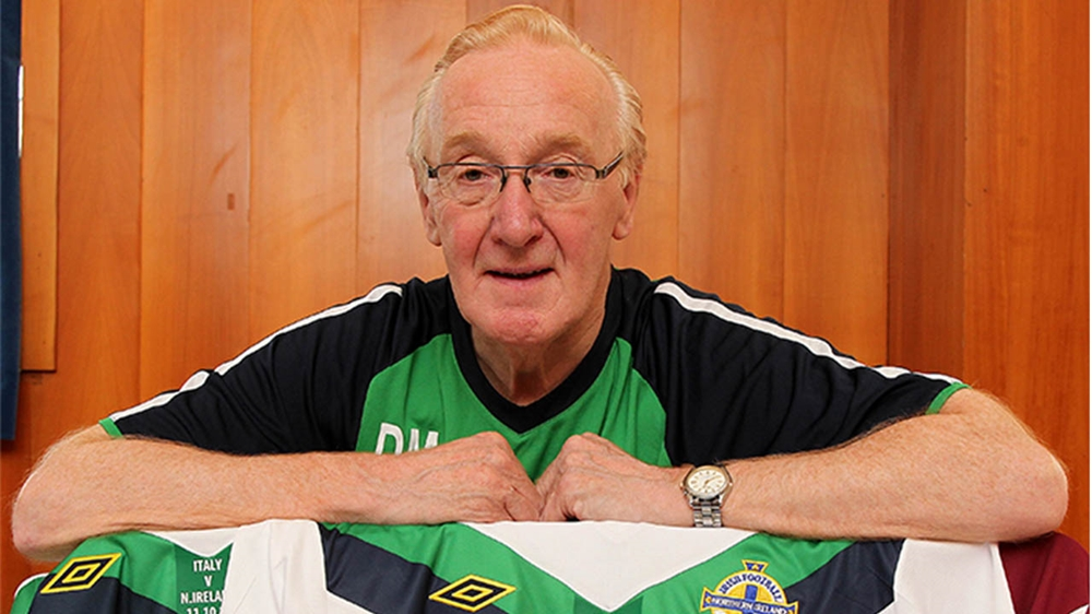 Derek McKinley: Former long-serving Northern Ireland kitman passes away | IFA