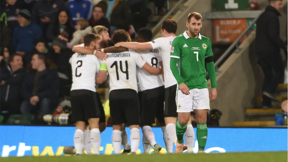 Northern Ireland suffer defeat as Austria land last-gasp sucker punch | IFA