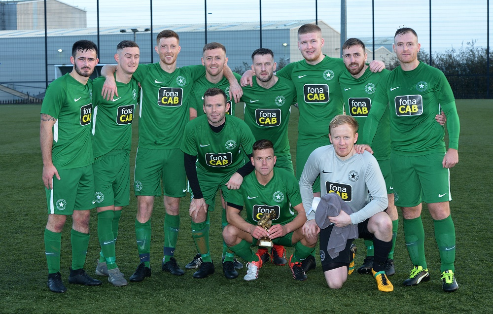 Doyle double helps Crumlin Star progress in the Intermediate Cup | IFA