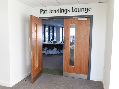 Pat Jennings Lounge 001.JPG