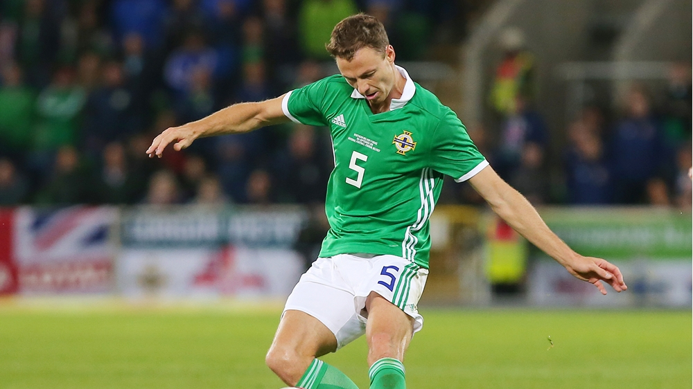 Boys across the water: Jonny Evans returns to Premier League action but injured Cathcart misses out   IFA