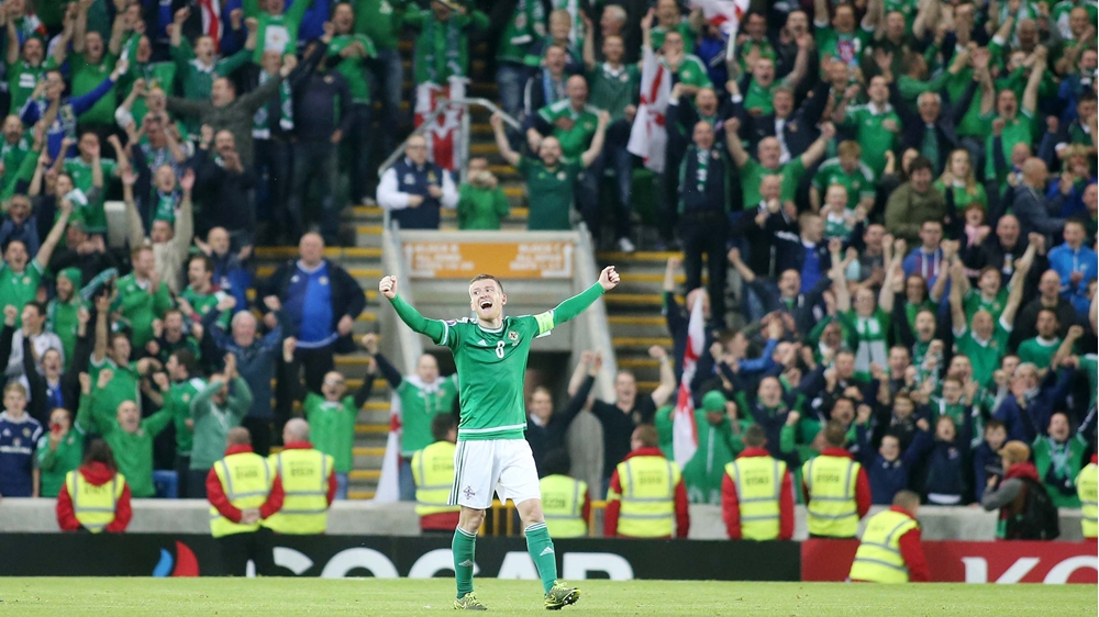 As NI prepare for UEFA Euro qualifiers, here's a look back at our first ever European trail | IFA
