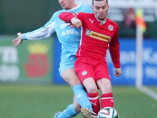 Cliftonville v. Ards Rangers - Irish Cup 2014/15