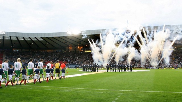 Scotland v Northern Ireland (8)