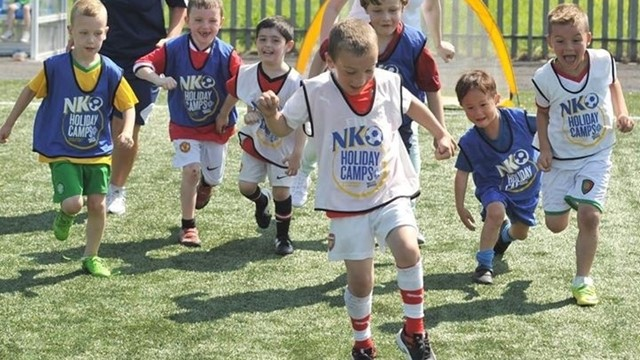 Nutty Krust Holiday Camps 2015