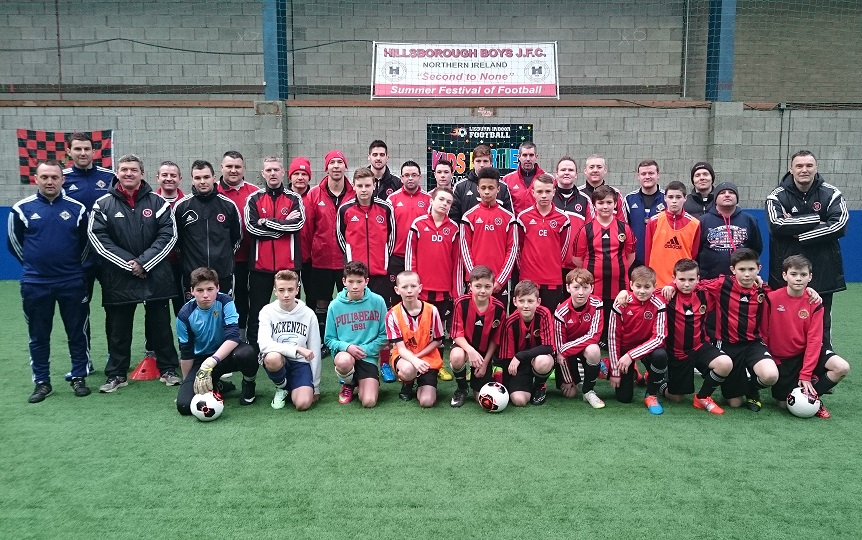 Hillsborough Boys JFC Feb 15
