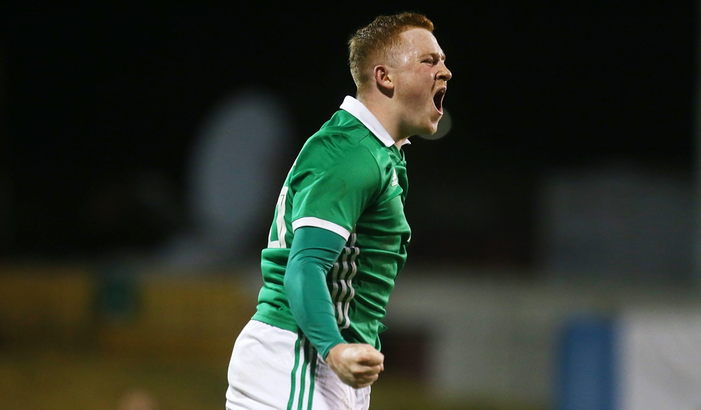 Shayne Lavery scores 87th minute winner in sixth consecutive Under-21 victory | IFA