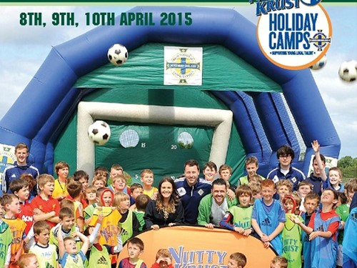 Easter Camps 2015
