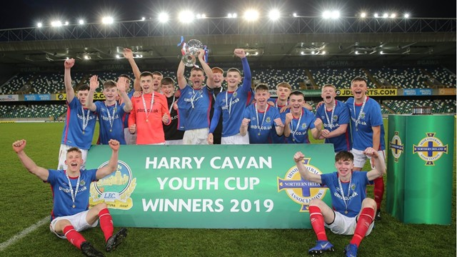Linfield Rangers Harry Cavan Cup 2019.jpg