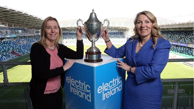 Electric Ireland Women