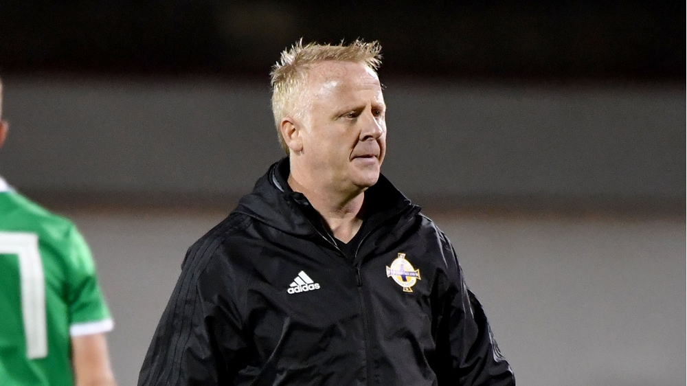 Nordic Cup: Northern Ireland U17s boss Stephen Frail...