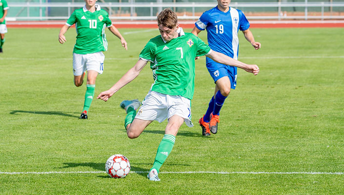 Nordic Cup | Under 17s lose final game against Finla...