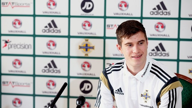 Paddy McNair March 2015