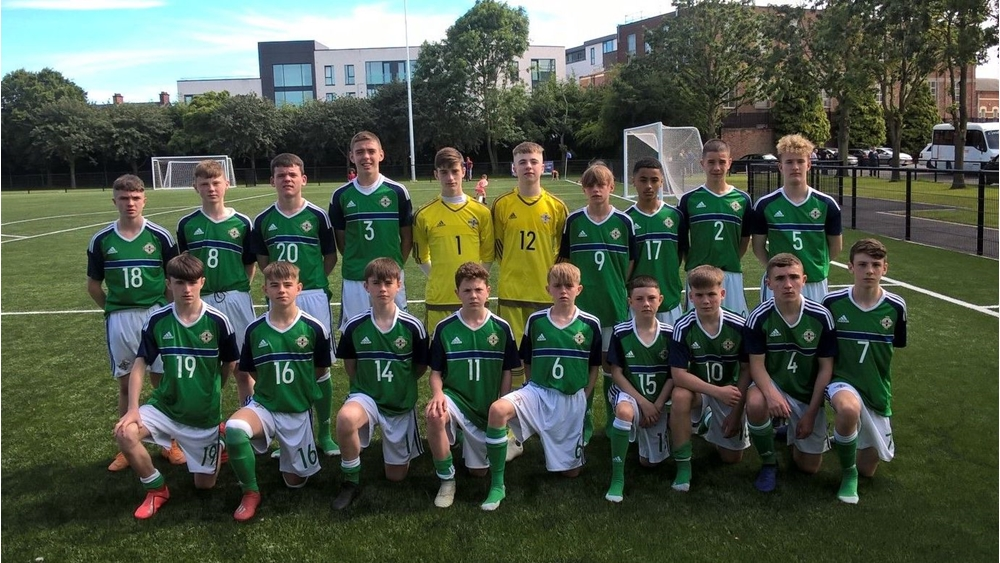 JD Club NI Under-15s suffer another narrow defeat at...