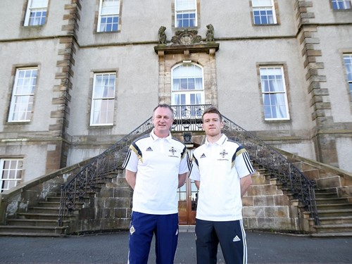 Michael O'Neill and Steven Davis March 2015