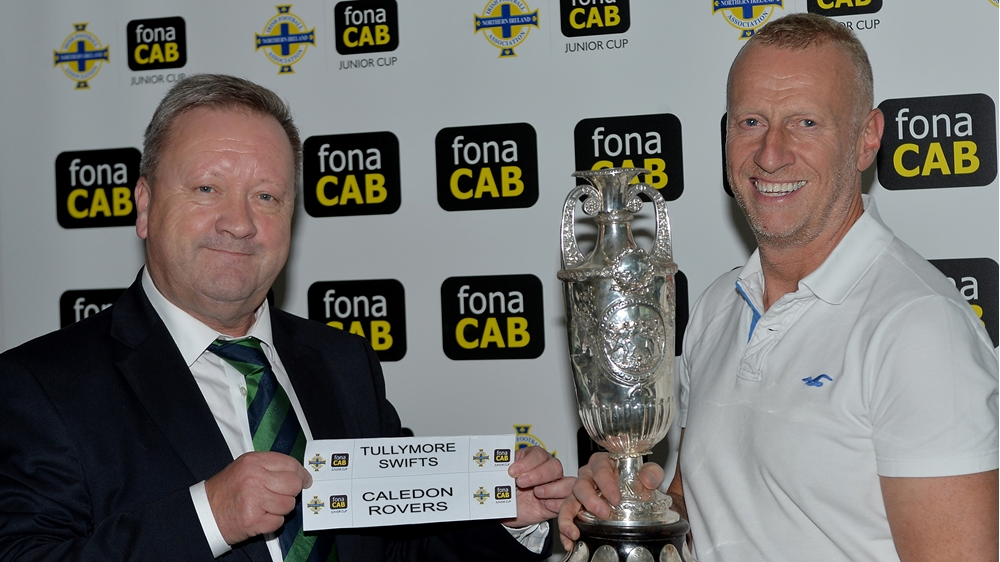 In full: fonaCAB Junior Cup first round draw | IFA