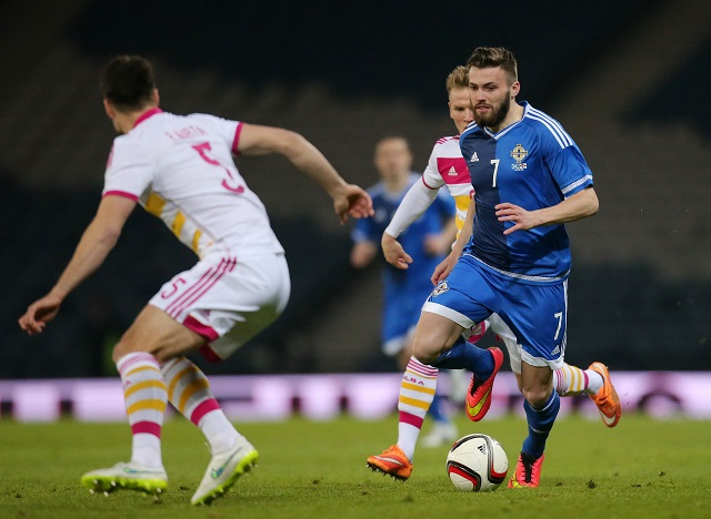Scotland v Northern Ireland March 2015