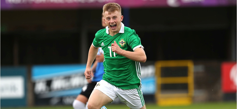 Northern Ireland U16s to continue Victory Shield pre...