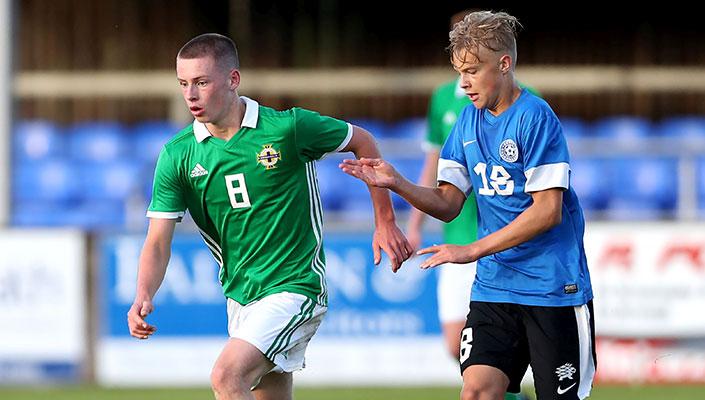 Northern Ireland U16 Schoolboys set to face Poland i...