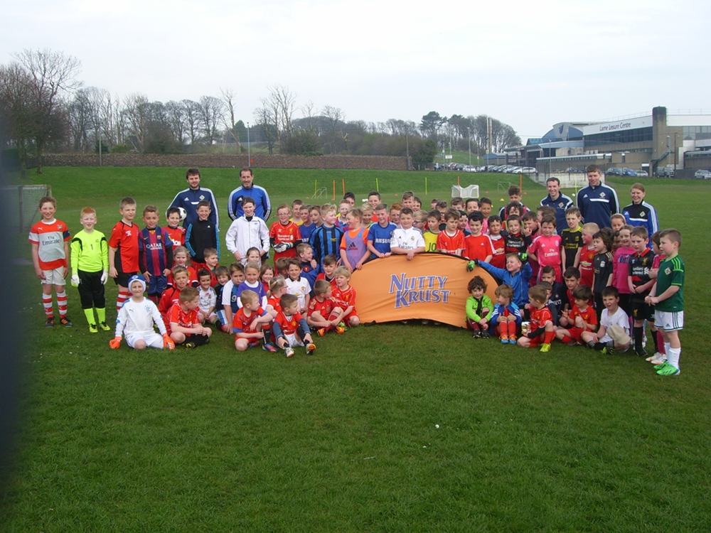 NK Easter Camp - apr 2015