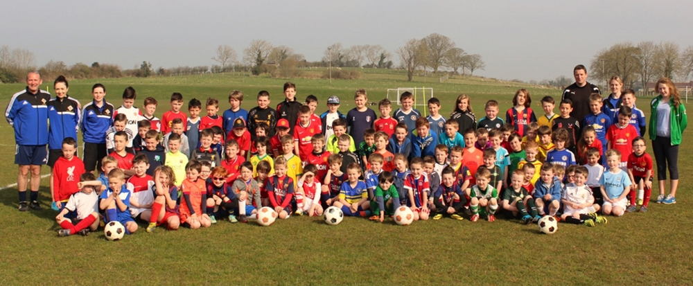NK Easter Camp in Crossgar - apr 2015