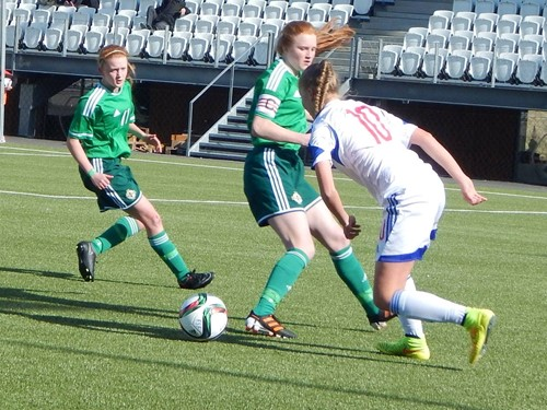 Northern Ireland Under 16 Girls Development squad April 2015 (4)