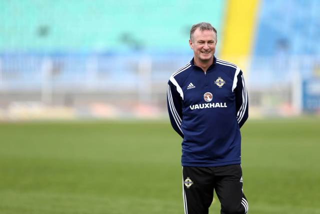 Michael O'Neill - march 2014 pic