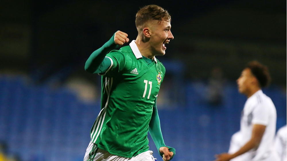 Northern Ireland U19s schedule for autumn 2020 and b...
