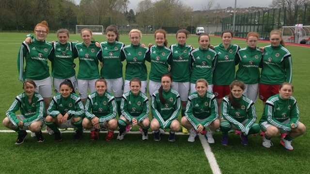 U17 Development Squad May 15