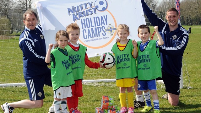 Nutty Krust Summer Holiday Camps 2015