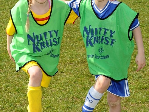 Nutty Krust Football Camps 2015
