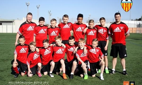 Hillsborough Boys U13