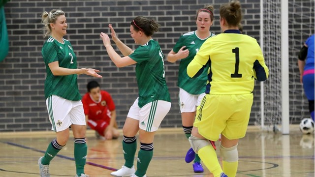 NI vs Gibraltar Women