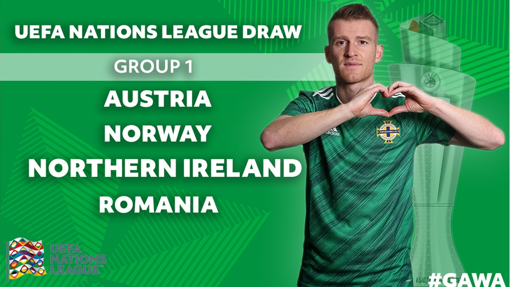 Northern Ireland Discover Uefa Nations League Oppone