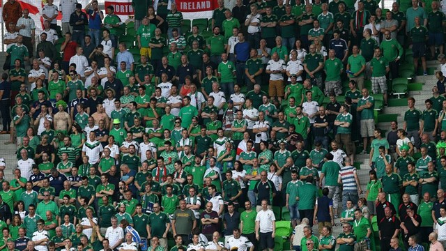 Hungary v Northern Ireland sept 2014