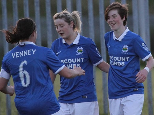 IFA Women's Cup 3rd Round - Newry City Ladies v. Linfield Ladies (3)