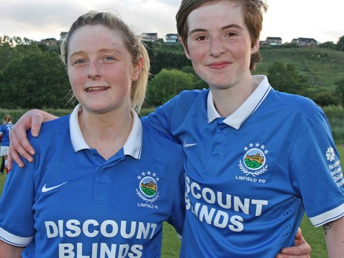 IFA Women's Cup 3rd Round - Newry City Ladies v. Linfield Ladies (4)