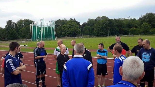 Referee Training Session June 2015