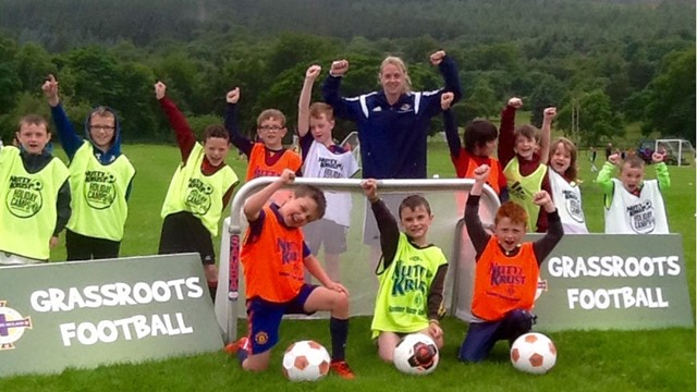 NK holiday camp in Newcastle - July 2015