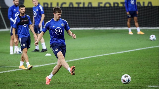 N Ireland Training Paddy McNair.jpg